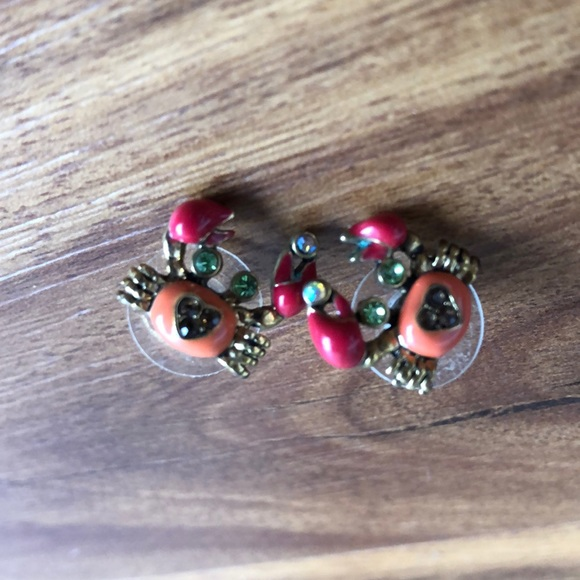 Betsey Johnson Jewelry - Earrings!